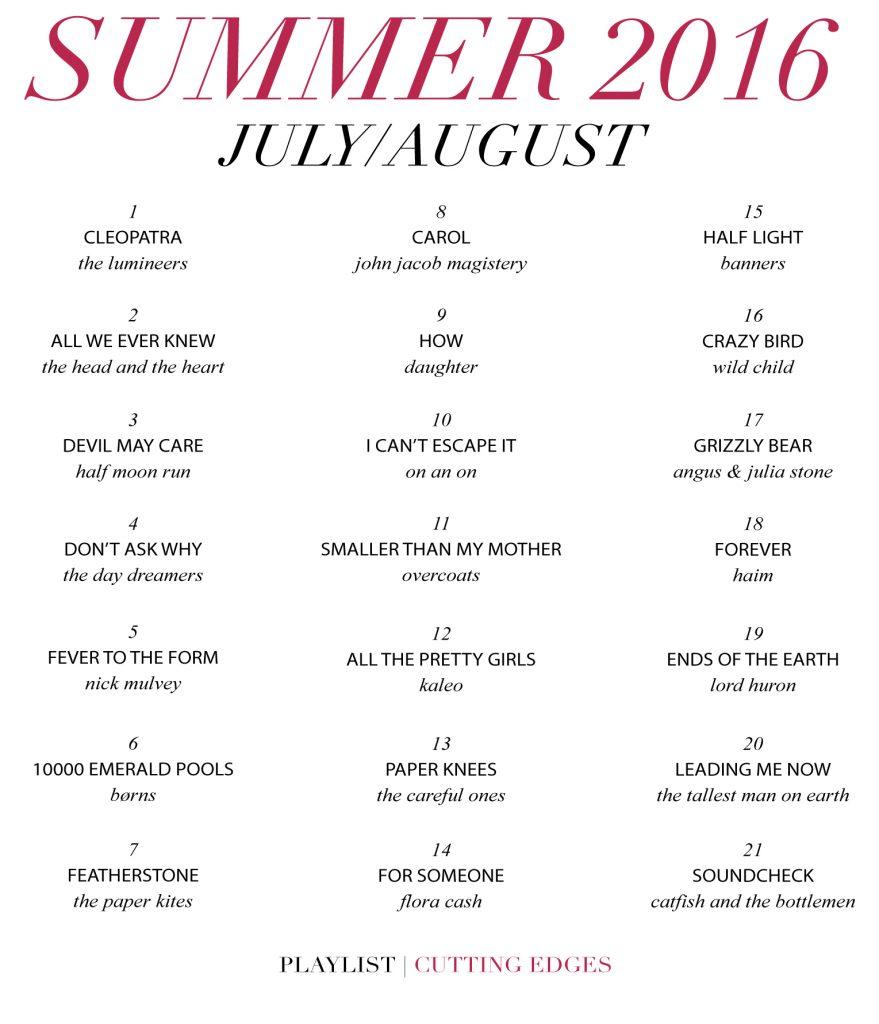 summer-2016-playlist